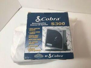 Cobra HG-S500 External CB Radio Speaker New in box