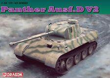"""Dragon 1/35: 6822 Panzerkampfwagen V """"Panther"""" Ausf. D V2"""