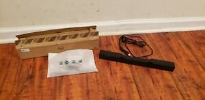 Genuine Dell Multimedia USB Wired Stereo PC Sound Bar Speaker AC511M