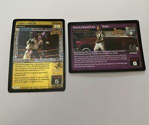 WWE Raw Deal Eddie Guerrero Eddie's Roll Up Foil SS3 Survivor Series Throwback