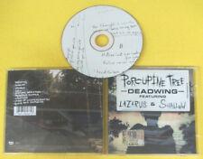 CD PORCUPINE TREE LAZARUS & SHALLOW Deadwing 2005 eu LAVA no lp mc dvd (XS4)