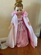 "Madame Alexander  Cissy Jackie Kennedy  Opera Coat Gown Ensemble 21"" No Doll New"
