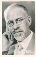 Elbert A. Smith Real Photo Postcard rppc – Presiding Patriarch of Mormon Church