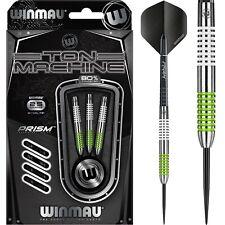 Winmau Ton Machine Darts Set 21g 22g 23g 24g 25g 26g 27g grams Black Red Green