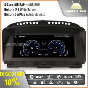 "8-Core 8.8"" IPS CarPlay Android 10 Car Stereo GPS DAB+Radio BMW 7 Series E65/E66"