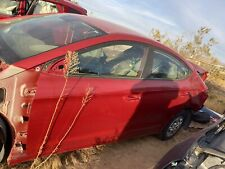 2017 2018 17 18 Hyundai Elantra Left Rear Door Ask Me For Any Other Parts