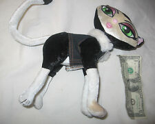 Bratz Catz Jolie Petz 2004 Bendable And Poseable Plush Cat Free Shipping U.S.A.