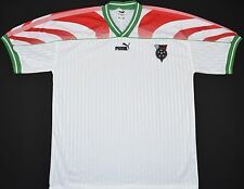 1995-1996 Bulgaria Hogar Camiseta De Fútbol Puma (tamaño L)