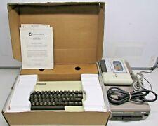 Commodore VIC-20 Home Computer System w/ Box + Datasette +Manual +commodore 1541