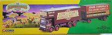Corgi Showmans AEC Closed Pole Truck with Closed Pole Trailer Set 21701 NEW