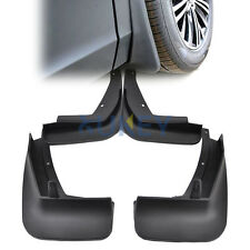 4x Mudguards For VW TIGUAN MK2 II 2016-2018 Front Rear Mud Flaps Splashs Guards