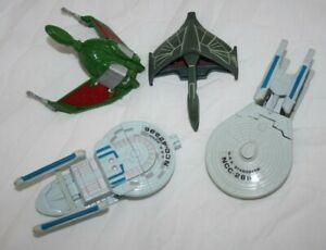 Star Trek Innerspace - Bundle (Stargazer, Hood, BOP) - Loose - Playmates