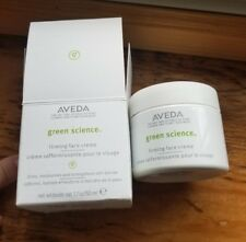 AVEDA⭐GREEN SCIENCE FIRMING FACE CREME 1.7oz~50ML ANTI-AGING NATURAL CREAM NEW🚩