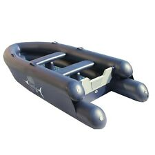 Inflatable 0.9mm PVC Drop Stitch 14ft Large Fishing Motor Speed Raft Boat NEW