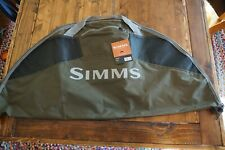 NWT Simms Fishing Taco Wader Bag, Loden Color, Nylon Fishing Wader Storage Bag
