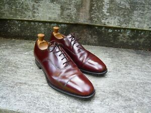 CHURCH'S VINTAGE OXFORD – BROWN / MAHOGANY – BALMORAL – UK 10.5 – EXCELLENT COND