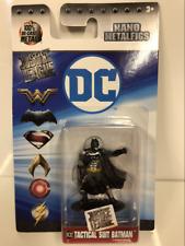 Justice League Tactical Suit Batman DC Nano Metal Figure DC32 Jada NEW