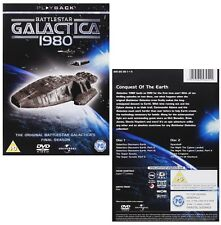 BATTLESTAR GALACTICA (1980) The COMPLETE SECOND ORIGINAL Series Rg2/4 DVD not US
