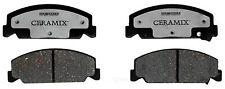 Disc Brake Pad Set-Ceramic Disc Brake Pad Front ACDelco Pro Brakes 17D273C