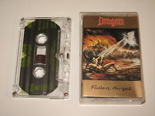 DRAGON - Fallen Angel - MC Cassette tape MUZA 1990 1st press /3110