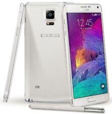 SAMSUNG GALAXY NOTE 4 SM-N910 32GB HANDY ---- WEIß -- WHITE---OVP ---
