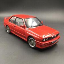 1:18 BMW M3 E30 Sport EVO Solido S1801502 Red