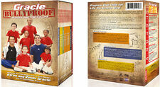 GRACIE BULLYPROOF DVD BOX SET Jiu Jitsu Gracie BJJ
