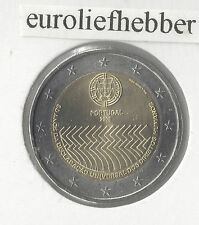 Portugal    2 Euro Commemorative  2008      60 JAAR MENSENRECHTEN    in stock