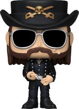 Lemmy Kilmister with Cigarette Motor Head Funko Pop Vinyl New in Box