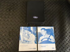 2005 FORD MONDEO 2.0 TDCi 5DR OWNERS MANUAL HANDBOOK WITH WALLET