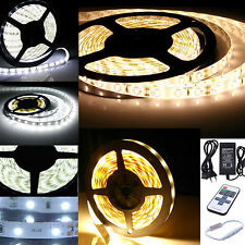 1-10M LED Stripe warmweiss 5630 3528 SMD strip Band Leiste Streifen Licht DC 12V