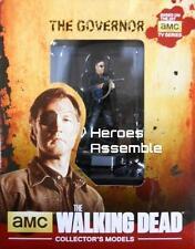 Le walking dead collector modèles # 4 le gouverneur Eaglemoss Figurine AMC image