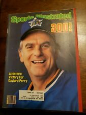 Sports Illustrated - Gaylord Perry - May 17, 1982 -(M18A)