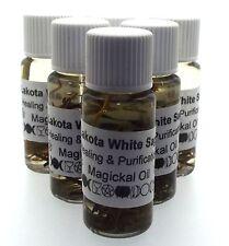 Lakota White Sage Magickal 10ml Oil Purification wisdom