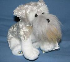 Webkinz Schnauzer NWT   **Great Pet with a Great PSI***Ships FAST & w/ a SMILE**