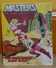 1982 MOTU Comic - He-Man Meets Ram-Man