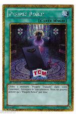 """Yu-Gi-Oh - """"Poupée Robot"""" PGLD-FR007 - Gold Secret rare"""