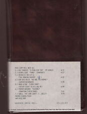 prince bash & pop swell ray charles    limited vhs