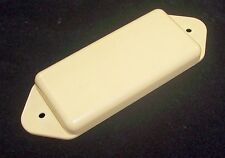 ABS PLASTIC P90 DOG EAR  PICKUP COVER / IVORY