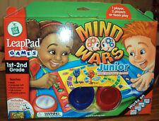 LeapPad Game – 1st – 2nd Grade Mind Wars Jr. Interactiv