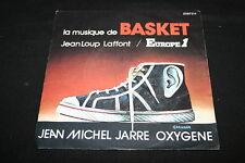 """JEAN-MICHEL JARRE   SP 45T 7""""   OXYGENE   BASKET"""