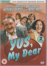 YUS, MY DEAR Second Season 2 (2-DVD Set) BRAND NEW, BUT UNSEALED! Region 2