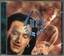 U2 Tear Gas Cd Live Paris France July 4 1987 Hurricane Records Hurr029 Rare