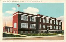 The Middlesex County Vocational School No.1, New Brunswick NJ