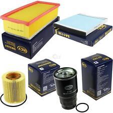 Inspektionspaket Service Kit Filtersatz Toyota Corolla Verso ZER/_ ZZE/_ R1/_