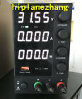 Adjustable DC Power Supply Output 0-30V 0-10A 300W  USB 18W Quick Charging 2in1