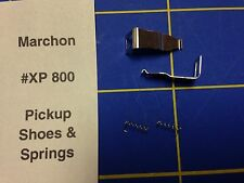 Marchon Pick Up Shoes and Springs HO Slot car HXP 800 Mid America Raceway