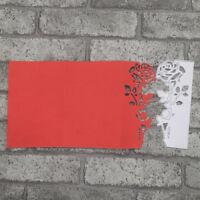 3D Stamp Flower Metal Cutting Dies DIY Scrapbooking Christmas Postcards Decor