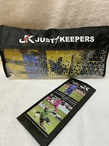 Just4Keepers Supa Grip Hybrid NRX Gloves Size 10