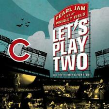 PEARL JAM LET'S PLAY TWO MEDIABOOK CD NEW